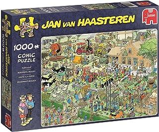 Jumbo Jan Van Haasteren Farm Visit Jigsaw Puzzle (1000 Piece)