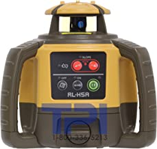 topcon self leveling laser