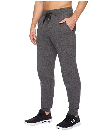 Cotton Carbon Heather Under Armour Negro Jogger Rival IPqIXTrwE