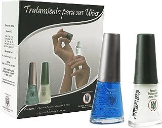 Química Alemana Endurecedor de Uñas y Tratamiento de Cutículas - Paquete de 2 x 14 ml - Total: 28 ml