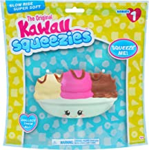 Just Play Kawaii Squeezies Jumbo Food- Banana Split