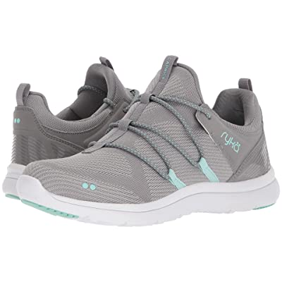 Ryka Caprice (Frost Grey/Yucca Mint/Chrome Silver) Women