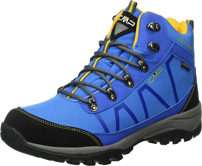 CMP Men's Soft Naos High Rise Hiking Boots Green