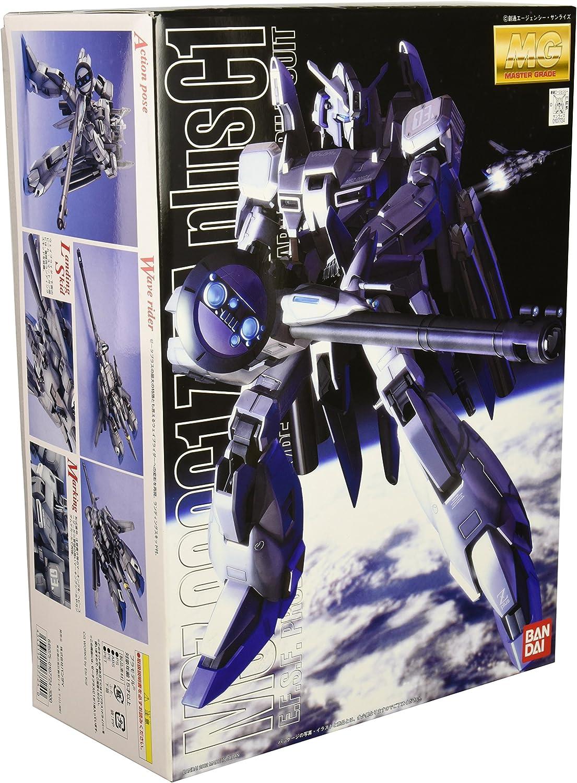 Gundam MSZ-006C1 Zeta Plus C1 MG 1 100 Scale [Toy] (japan import)
