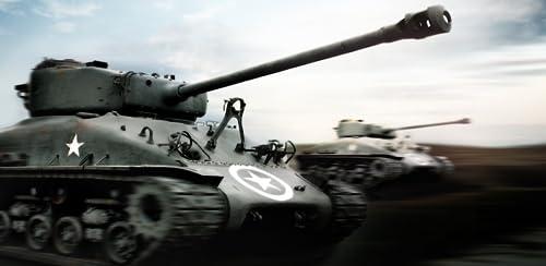 『1943 Tank Assault FREE』のトップ画像