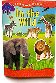 in The Wild Sticker Activity Book (with Over 150 Stickers)