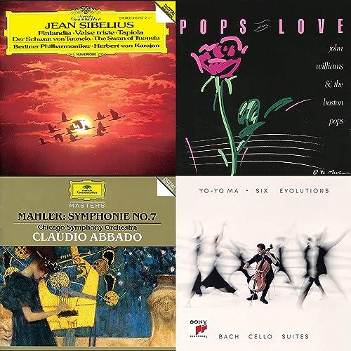 Long Weekend: Classical by Gustav Mahler, Antti Siirala, New York