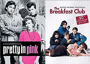 John Hughes 2-Pack - Pretty in Pink & The Breakfast Club (30th Anniversary Edition) 2-DVD Bundle