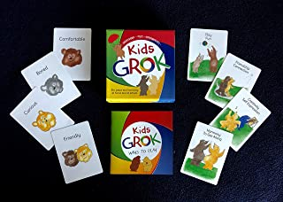 Kids GROK Cards--2nd Edition--NEW!