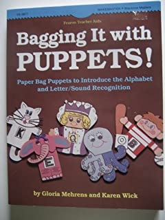 Bagging It With Puppets Paper Bag Puppets to Introduce the Alphabet