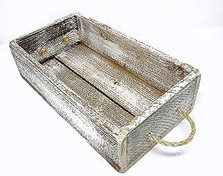 Farm House Crate (white)