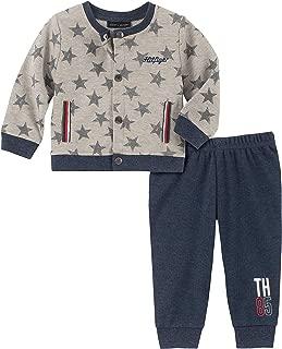 Baby Boys' 2 Pieces Cardigan Pants Set