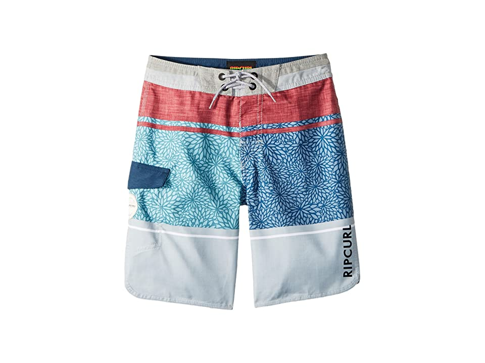 Rip Curl Kids First Point Boardshorts (Big Kids) (Red) Boy