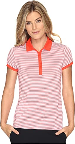 Victory Stripe Polo