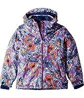 Kamik Kids - Aria Flowerburst Jacket (Little Kids/Big Kids)