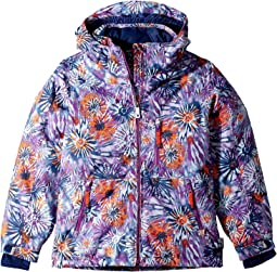 Kamik Kids - Aria Flowerburst Jacket (Little Kids/Big Kids)