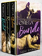 Northern Lodge Pack Omegas - Books 1-3 (The Northern Lodge Pack) (English Edition)