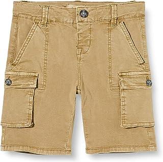 NAME IT Nmmbarry Twibatella Cargo Long Shorts CF Pantalones Cortos Niños