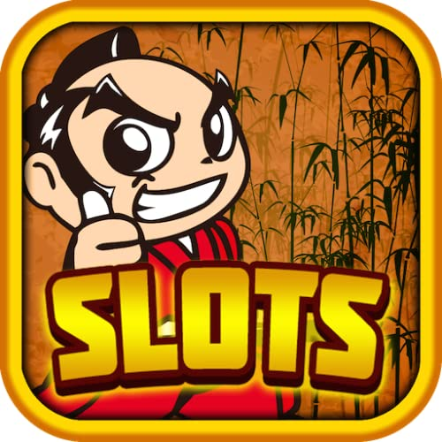 Samurai Kingdom Casino Free – Play Slots Riches Las Vegas Games and WIN BIG for Android & Kindle Fire