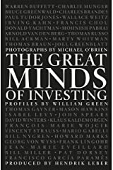 The Great Minds of Investing Hardcover