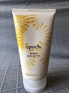 Epoch Baobab Body Butter Nu Skin Stretch Mark Relief 4.4 oz 125 g