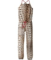 Roberto Cavalli Kids - All Over Print Jumpsuit (Big Kids)