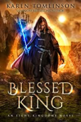 Blessed King: An Eight Kingdoms Romantic Fantasy Novel #1 Kindle Edition