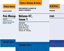 The Clinics: Orthopedics (51-100) (50 Book Series)