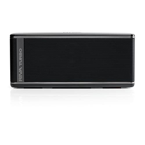 RIVA TURBO X RTX01B Premium Wireless Bluetooth Speaker (Black)
