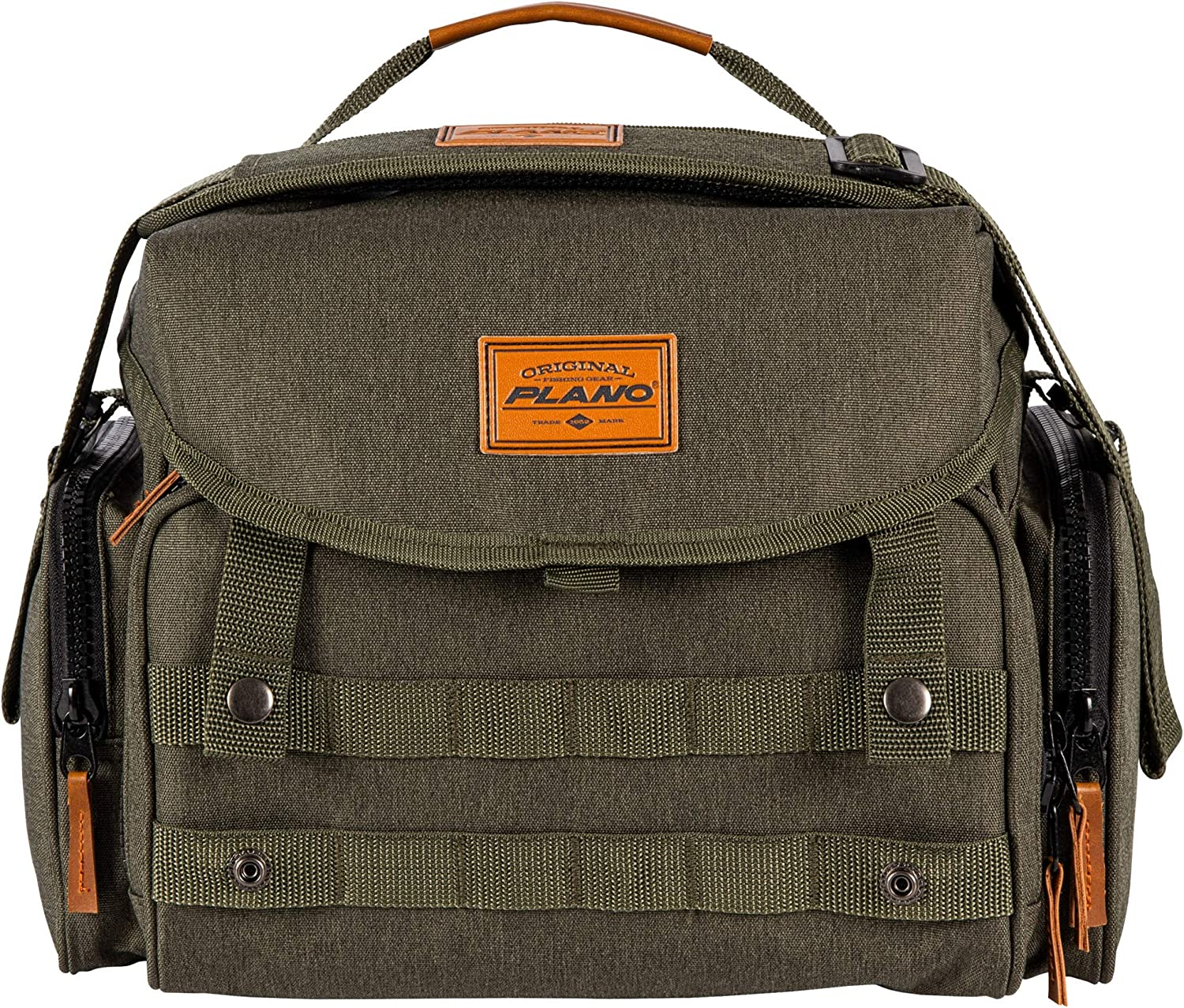 Plano A-Series 2.0 Tackle Bag, Includes Four 3600 Tackle Storage Stows