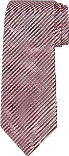 BomGuard Krawatte für Herren 8cm gestreift I Männer Krawatte schwarz,rotetc. für Hochzeit, Party oder edele Anlässe I Trendy Tie I krawatte gestreift