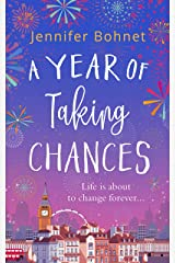 A Year of Taking Chances: A gorgeously uplifting, feel good read (English Edition) Format Kindle