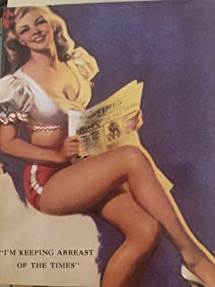 Gil Elvgren & Friends: 36 Collectible Pin-up Cards