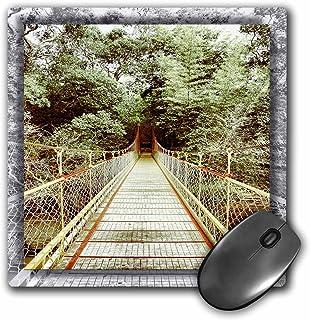 3drose LLC 8x 8x 0.25インチマウスパッド、Hangingブリッジ( MP _ 31508_ 1)