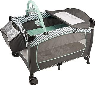 Evenflo Portable BabySuite Deluxe, Spearmint Spree