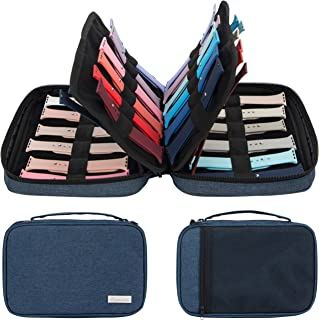 PACMAXI 36 Watch Bands Storage Carrying Case Compatible with Watches, Watch Band Holder Stores 36 Watch Bands Fit for The ...