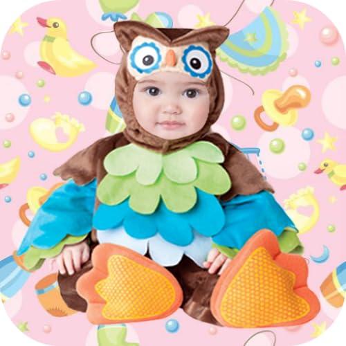 Baby Costume Photo Suit