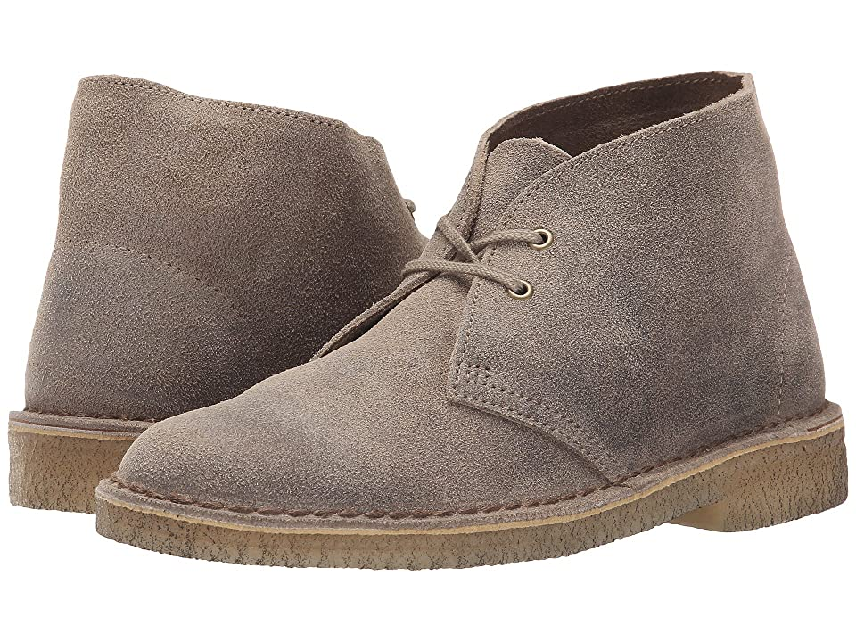 Clarks Desert Boot (Taupe Distressed) Women