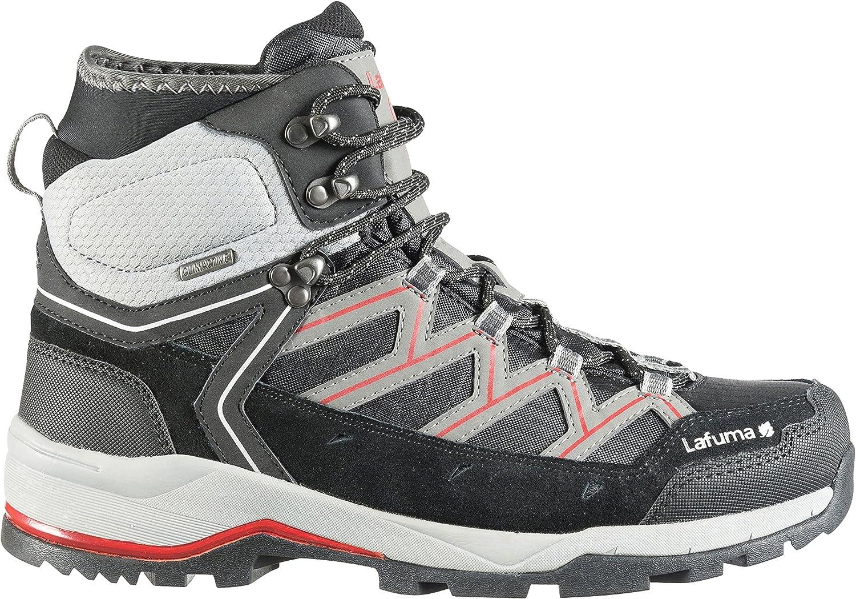 Lafuma–Schuhe-Kniestrümpfe Wandern Aymara (Sprache) Winter Schwarz–Unisex–Gre 27–Schwarz