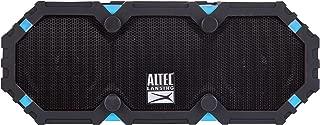 Altec Lansing IMW478s Mini LifeJacket-3 Bluetooth Speaker Waterproof, Aqua/Black