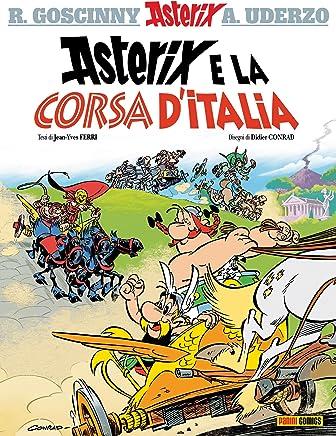Asterix e la corsa dItalia
