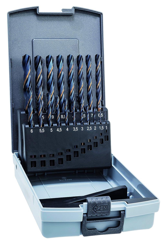 Alpen 812311100 Sprint Master Kp Drill Bit Bombing free shipping 19 Pcs. Charlotte Mall Case