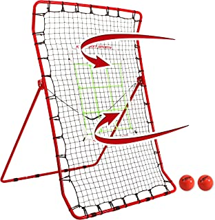 comebacker and pitching target