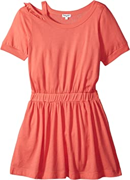 Splendid Littles - Cold Shoulder Dress (Big Kids)
