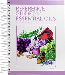 1001.2018—Reference Guide for Essential Oils, by Connie and Alan Higley, 2018 (Softcover, Coil Bound)