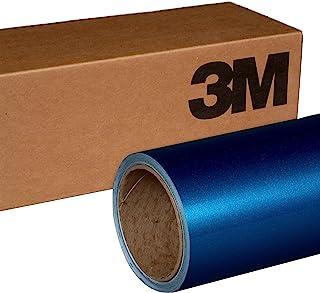 3M 1080 G227 GLOSS BLUE METALLIC 5ft x 1ft (5 Sq/ft) Car Wrap Vinyl Film