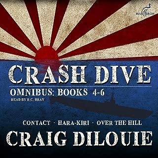 Crash Dive, Omnibus: Books 4-6