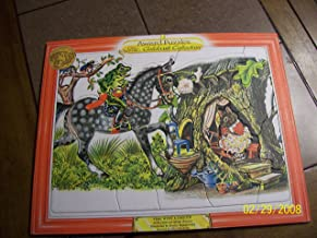 Frog Went A-Courtin' (Tray Puzzle)