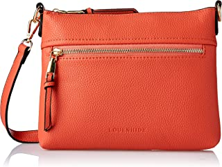 Louenhide Australia 1843Or Chloe Crossbody Bag, Orange