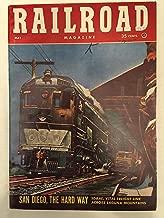 Railroad Magazine, April, 1953 (Volume 60, No. 3)
